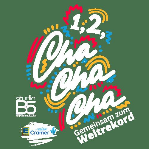 Logo Cha-Cha-Cha-Weltrekord 2021